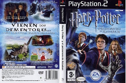 Harry Potter 1,2 y 3 para PC ISO [Parte 1]